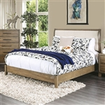 Enrico I Bed by Furniture of America - FOA-CM7068A-B
