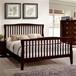 Riggins Bed by Furniture of America - FOA-CM7070-B