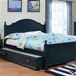Diane Twin Bed by Furniture of America - FOA-CM7158BL-B