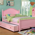 Dani Twin Bed by Furniture of America - FOA-CM7159PK-B