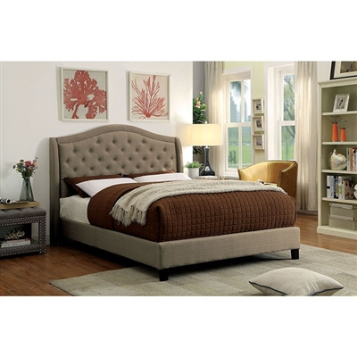 Carly 6 Piece Bedroom Set By Furniture Of America Foa Cm7160