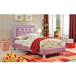 Lianne Twin Bed by Furniture of America - FOA-CM7217PR-B
