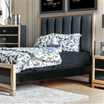 Braunfels Bed by Furniture of America - FOA-CM7263-B