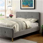 Barney Bed by Furniture of America - FOA-CM7272GY-B