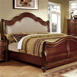 Bellavista Bed by Furniture of America - FOA-CM7350-B