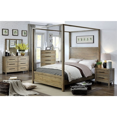Garland 6 Piece Bedroom Set by Furniture of America - FOA-CM7355