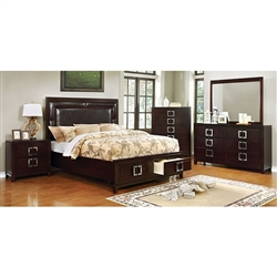 Balfour 6 Piece Bedroom Set by Furniture of America - FOA-CM7385