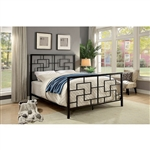 Lala Bed by Furniture of America - FOA-CM7425BR-B