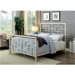 Lala Bed by Furniture of America - FOA-CM7425WH-B