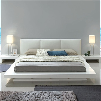 Christie Bed by Furniture of America - FOA-CM7550-B