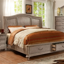 Belgrade I Bed by Furniture of America - FOA-CM7613-B