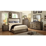 Antler 6 Piece Bedroom Set by Furniture of America - FOA-CM7615