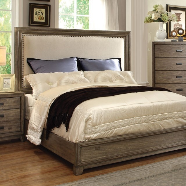 Antler Bed by Furniture of America
