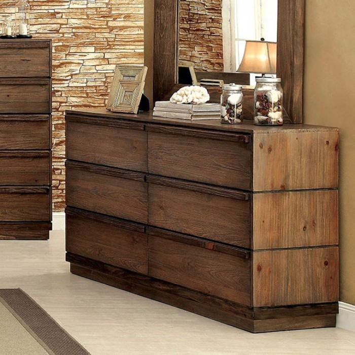31147e80d5c Amarante Bed by Furniture of America - FOA-CM7624-B