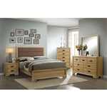 Renee 6 Piece Bedroom Set by Furniture of America - FOA-CM7660