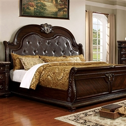 Fromberg Bed by Furniture of America - FOA-CM7670-B