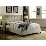 Anabelle Bed by Furniture of America - FOA-CM7677GY-B
