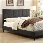 Ennis Bed by Furniture of America - FOA-CM7678GY-B