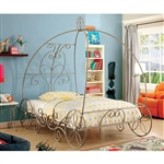 Enchant Twin Bed by Furniture of America - FOA-CM7705CPN-B