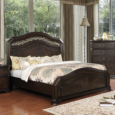 Calliope Bed by Furniture of America - FOA-CM7751-B