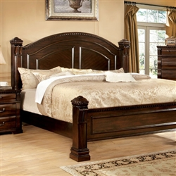 Burleigh Bed by Furniture of America - FOA-CM7791-B