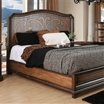 Emmaline Bed by Furniture of America - FOA-CM7831-B