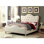 Sugar Bed by Furniture of America - FOA-CM7884IV-B