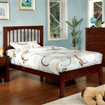 Pine Brook Twin Bed by Furniture of America - FOA-CM7908CH-B