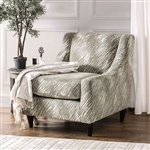 Stefano Chair in Light Mocha by Furniture of America - FOA-SM8220-CH