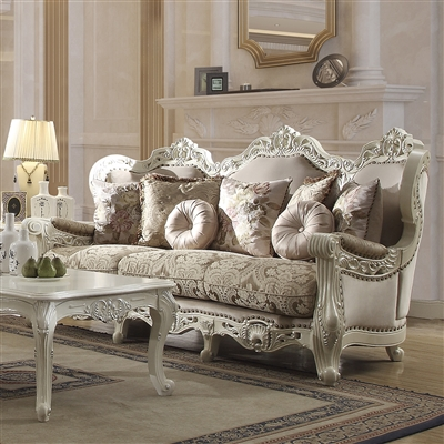French Provincial Design Sofa by Homey Design - HD-2657-S