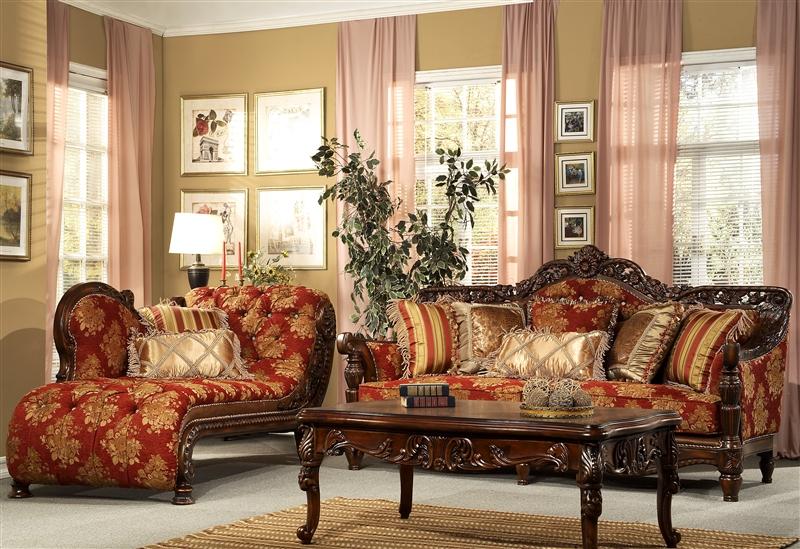 Barjols 2 Piece Living Room Set by Homey Design HD-286