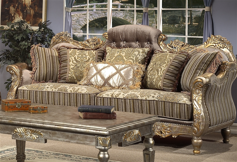 Sanary 2 Piece Living Room Set By Homey Design Hd 287