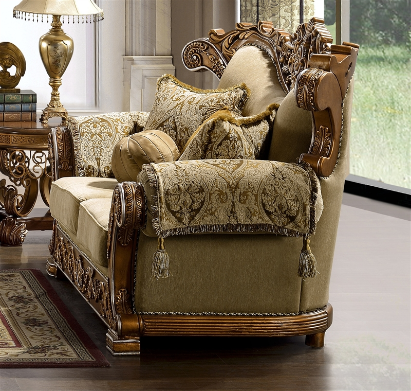 traditional upholstery royal 2 piece living room sethomey