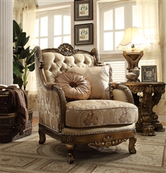 Antique European Style Chair by Homey Design - HD-506-C