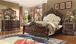 Classic 6 Piece Bedroom Set by Homey Design - HD-8013