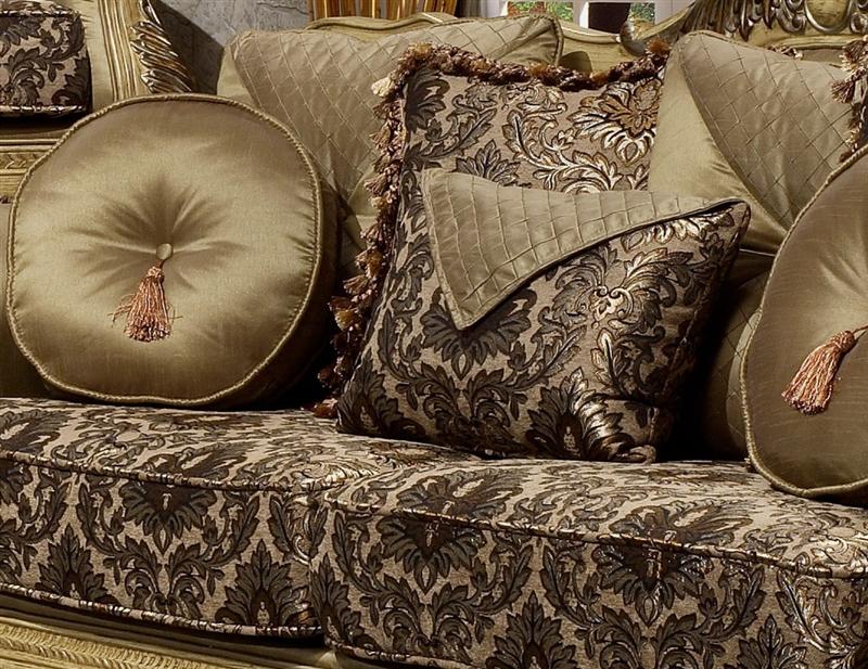 Aracena 2 Piece Living Room Set by Homey Design HD-913
