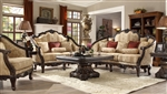Ayamonte 2 Piece Living Room Set by Homey Design HD-953
