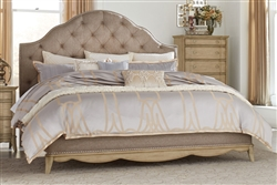 Ashden Queen Bed in Driftwood by Home Elegance - HEL-1918-1