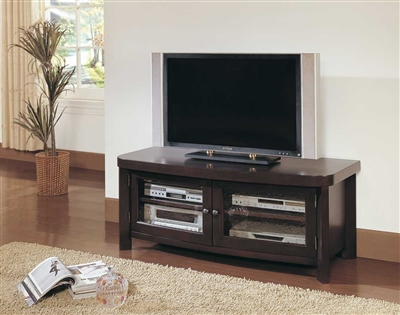 "Brussel 50"" TV Stand in Espresso by Home Elegance - HEL-32190-T"
