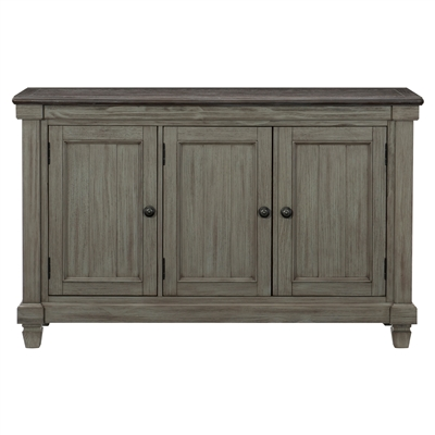 Granby Server in 2-Tone by Home Elegance - HEL-5627GY-40