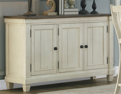 Granby Server in Two-tone by Home Elegance - HEL-5627W-40