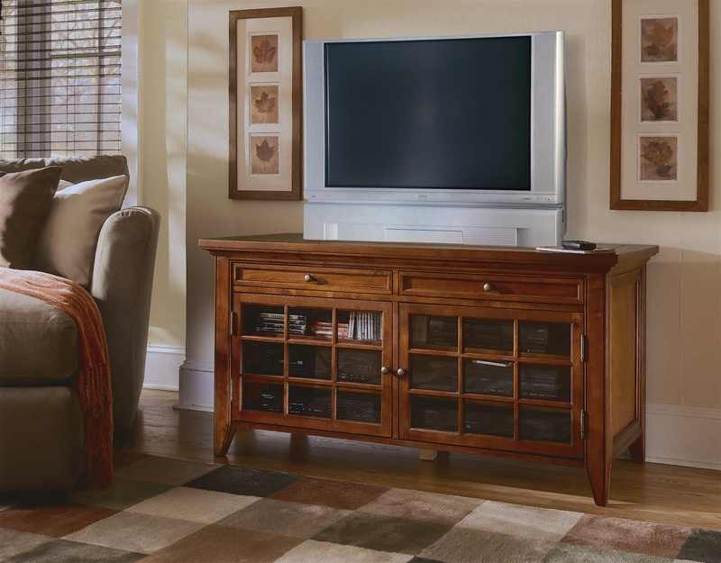 Fairview 54 Inch Entertainment Console