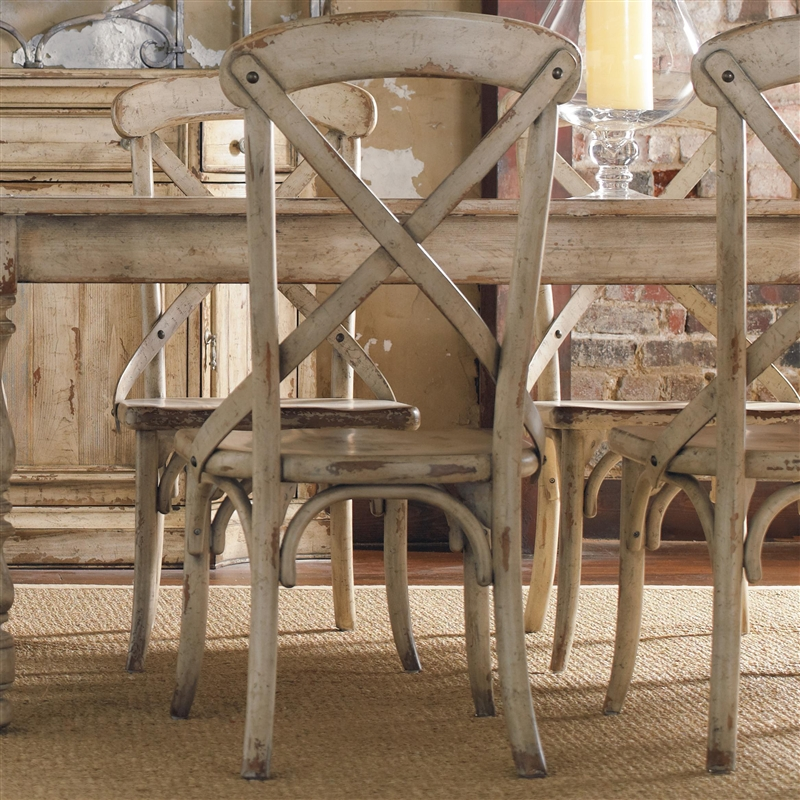 Wakefield Drop Leaf Table In Taupe Finish By Hooker Furniture HF 5004 85001