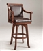 Palm Springs Swivel Bar Stool by Hillsdale - HIL-4185-830