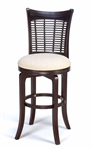 Bayberry Swivel Bar Stool by Hillsdale - HIL-4783-830