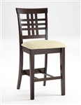 Tiburon Non-Swivel Counter Stool - Set of 2 by Hillsdale - HIL-4917-806