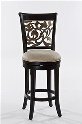 Binnington Swivel Bar Stool by Hillsdale - HIL-5559-830