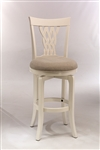 Embassy Swivel Counter Stool by Hillsdale - HIL-5753-826