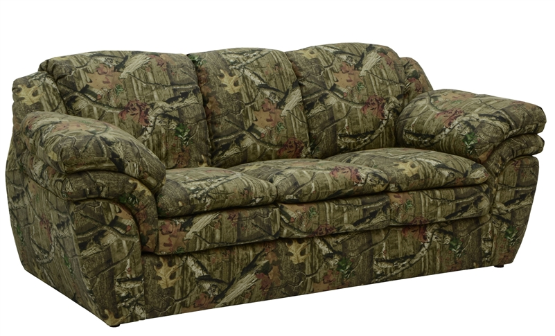 Huntley Sofa in Mossy Oak or Realtree Camouflage Fabric by Jackson ...