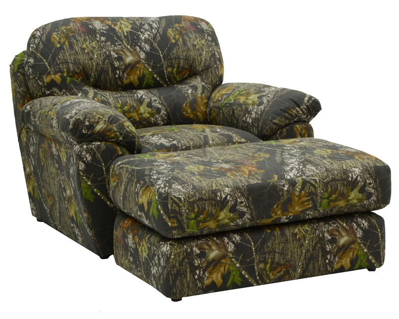 Cumberland Loveseat In Mossy Oak Or Realtree Camouflage Fabric By Jackson Furniture 3218 02
